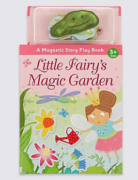 Magnetic Fairy Garden Book, , catlanding