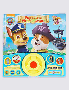 Paw Patrol Pups and the Pirate Treasure, , catlanding