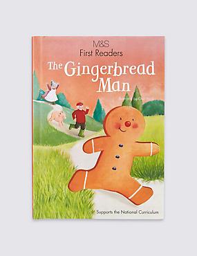 First Readers The Gingerbread Man Book, , catlanding