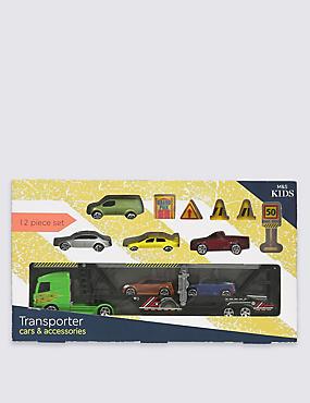 Transporter, , catlanding