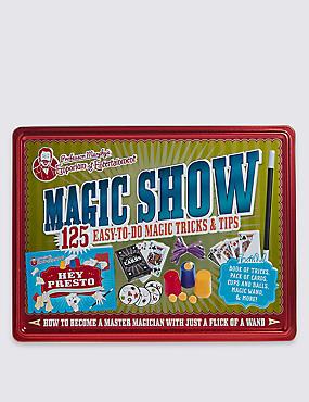 Magic Tin, , catlanding