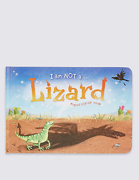 I Am Not A... Lizard, , catlanding
