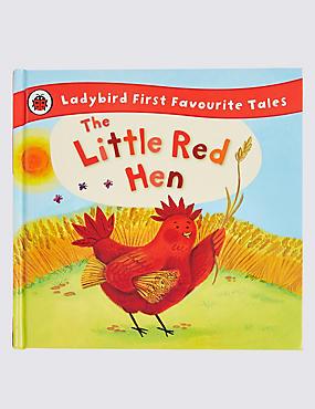 The Little Red Hen Book, , catlanding