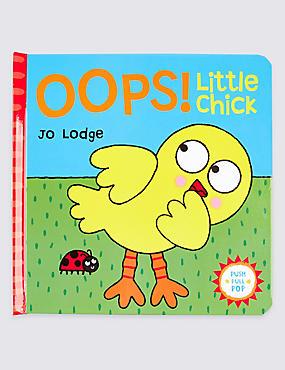 Oops! Little Chick Book, , catlanding