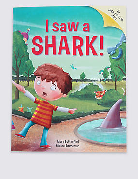 I Saw a Shark, , catlanding