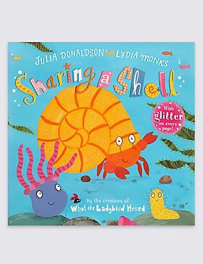 Sharing a Shell, , catlanding