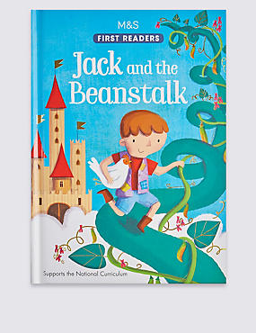 Jack & the Beanstalk Book, , catlanding