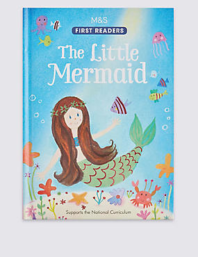 The Little Mermaid Book, , catlanding