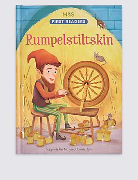 Rumpelstiltskin Book, , catlanding