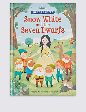 Snow White & the Seven Dwarfs Book, , catlanding