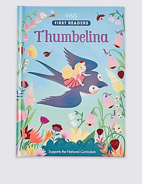 Thumbelina Book, , catlanding