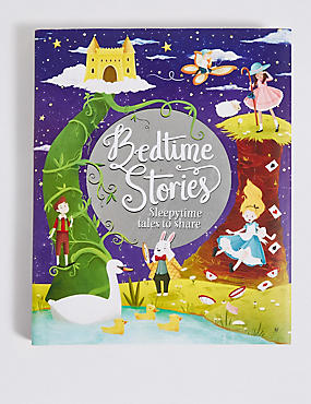 Bedtime Treasury Book, , catlanding