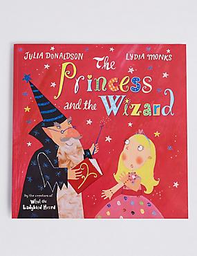 The Princess & the Wizard Book, , catlanding