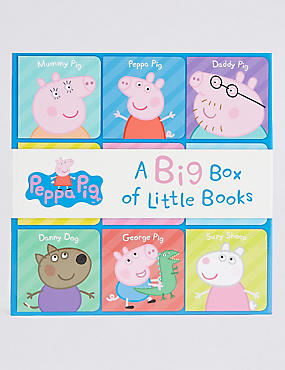 Peppa Pig™ Big Box of Little Books, , catlanding