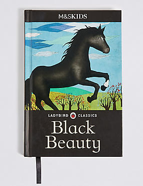 Black Beauty Book, , catlanding
