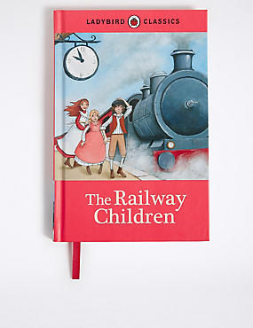 The Railway Children Book, , catlanding