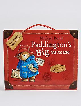 Paddington™ Big Suitcase Book, , catlanding