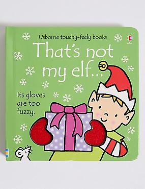 That's Not My Elf Book, , catlanding