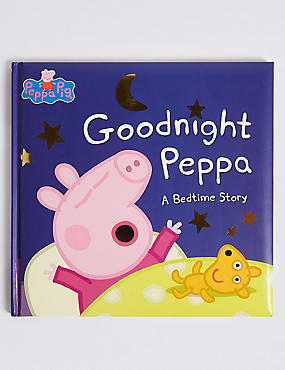 Peppa Pig™ Goodnight Book, , catlanding