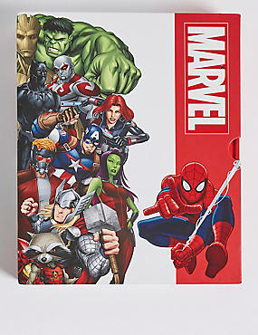 Marvel 3 Book Slipcase, , catlanding