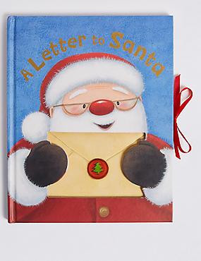 Letter to Santa Book, , catlanding