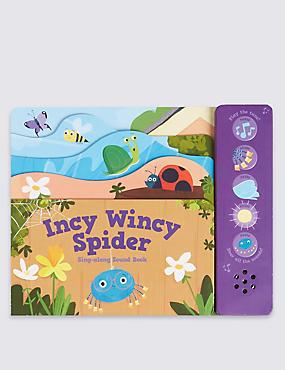 Incy Wincy Spider Sound Book, , catlanding