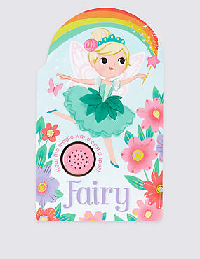 Fairy Single Sound Book, , catlanding