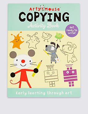 Arty Mouse Copying Activity Book, , catlanding