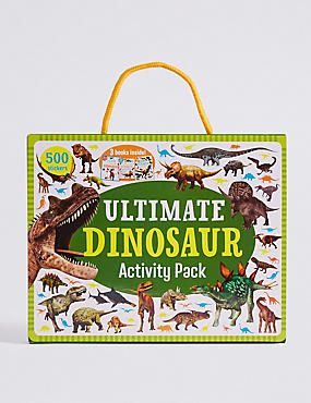 Ultimate Dinosaur Activity Pack, , catlanding