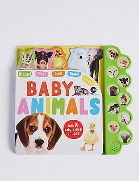 Baby Animals Sound Book, , catlanding