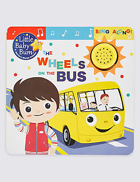 Little Baby Bum the Wheels on the Bus, , catlanding
