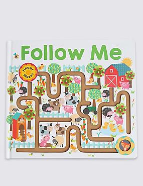 Follow Me Book, , catlanding