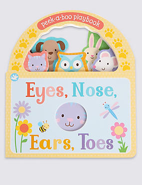 Little Learners Eyes, Nose, Ears, Toes, , catlanding