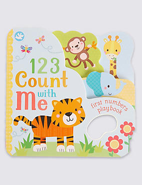 Little Learners 123 Count with Me, , catlanding