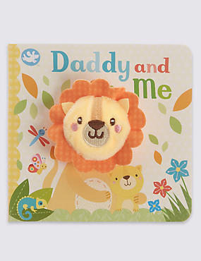 Daddy & Me Puppet Book, , catlanding