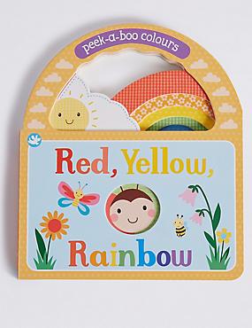 Little Learners Rainbow Book, , catlanding