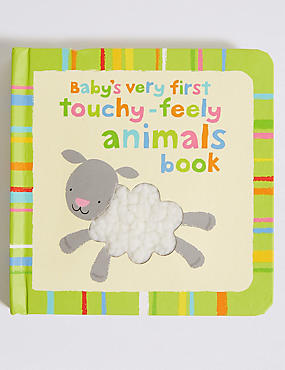 Baby's Very First Touchy-Feely Animals Book, , catlanding