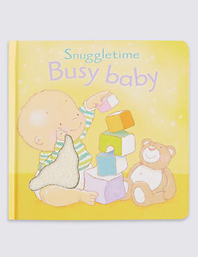 Snuggle Time Busy Baby, , catlanding