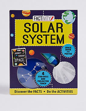 Solar System Factivity Book, , catlanding