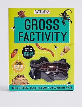 Gross Factivity Book, , catlanding