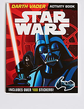 Star Wars Darth Vader Activity Book, , catlanding
