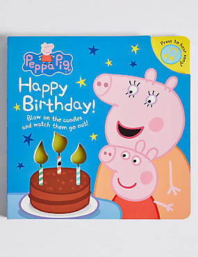 Peppa Pig™ Happy Birthday!, , catlanding