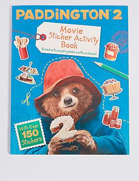 Paddington™ 2 Movie Sticker Activity Books, , catlanding