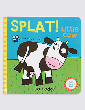 Splat Little Cow, , catlanding