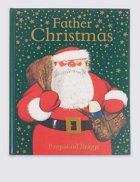Father Christmas Book, , catlanding