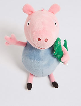 George Pig™ Toy, , catlanding