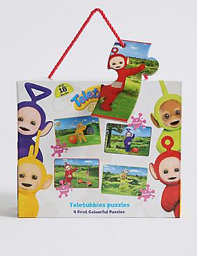 Teletubbies Puzzles, , catlanding
