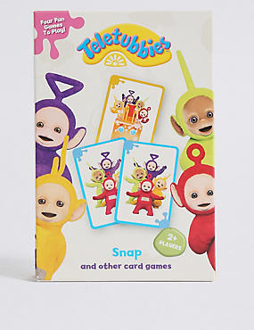 Teletubbies™ Snap & Other Card Games, , catlanding