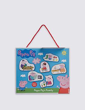 Peppa Pig's Family Puzzle, , catlanding