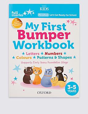 First Bumper Workbook , , catlanding